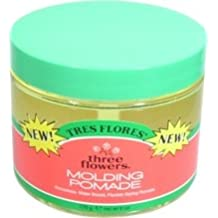 TRES FLORES Three Flowers Molding Pomade 6oz/170g by TRESFLORES