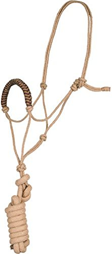 Lead Cowboy (Jute Rope Halter and Lead Rope Best Cowboy 8