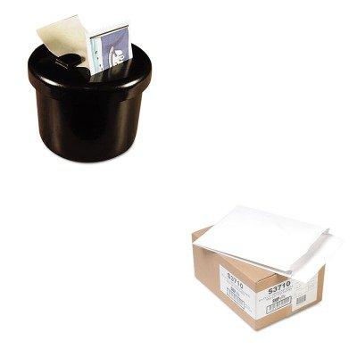 KITLEE40100QUAS3710 - Value Kit - Quality Park Ship-Lite Redi-Flap Expansion Mailer (QUAS3710) and Lee Ultimate Stamp Dispenser (LEE40100)