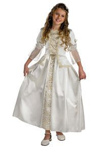 Elizabeth Deluxe Child Small (4-6X) Gown Pirates of the Caribbean Costume ()