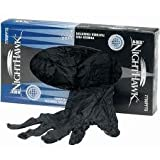 #8: Best - N-DEX NightHawk Accelerator-Free Nitrile - Box Size X-Large