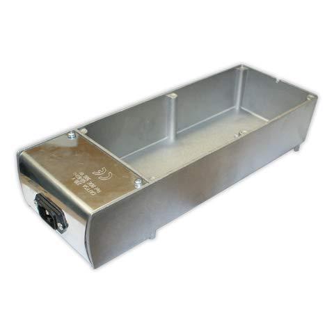 DOJA Industrial BDE Verdunstungsschale 300T 31x12x8 cm 300 W 230 V thermostat
