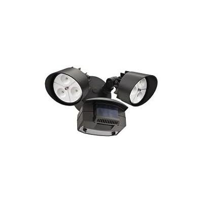 Lithonia Lighting OFLR 6LC 120 MO BZ LED Outdoor Floodlight Motion Sensor