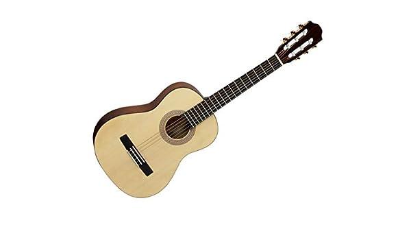HOHNER HC-22 - Guitarra clásica (1/4): Amazon.es: Instrumentos ...