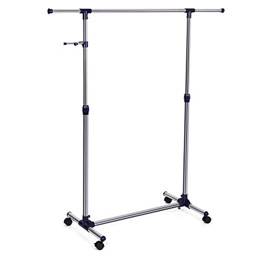 Top 10 best clothes rack adjustable height for 2019