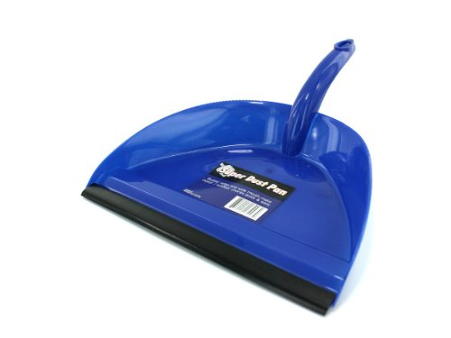 Wide Mouth Dust Pan with Rubber Edge , Automotive, tool & industrial , Office maintenance, janitorial & lunchroom , Cleaning supplies , Dustpans