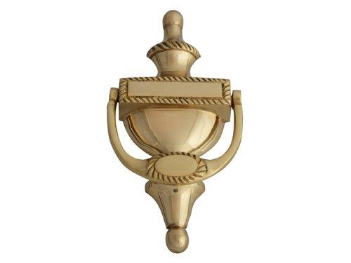 Forge Heurtoir de porte en laiton Style gé orgien 165 mm FGEDNOCGEOBR