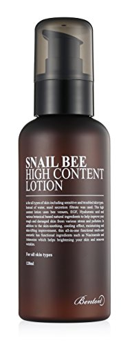 BENTON Snail Bee High Content Lotion,Korean Cosmetics, Korean Beauty, Kpop Beauty, Kstyle