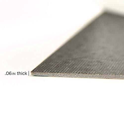 FloorPops FP2475 Gothic Peel & Stick Tiles Floor Decal Black (Twо Pаck) by FloorPops (Image #3)