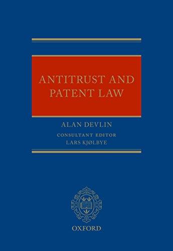 Antitrust and Patent Law