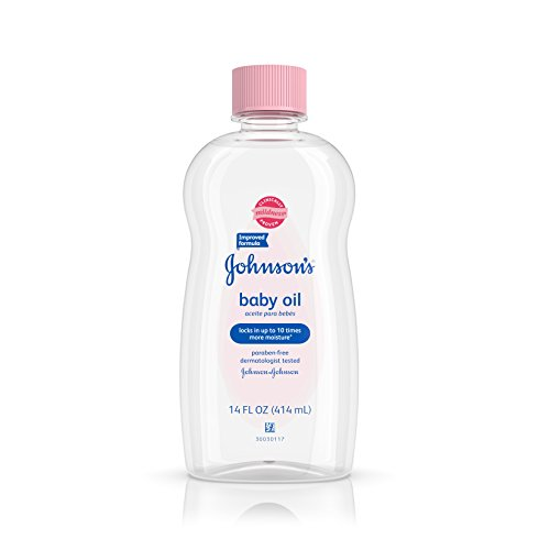 Johnson's Baby Oil For Baby Massage, 14 Fl. Oz.