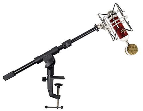 Blue Spark SL Studio Condenser Recording Microphone Mic+Shockmount+Boom Arm