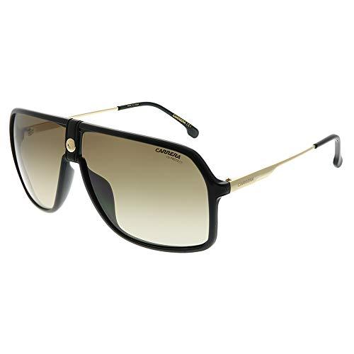 Carrera Unisex Carrera 1019/S Black One Size (Carrera Herren Sonnenbrille)