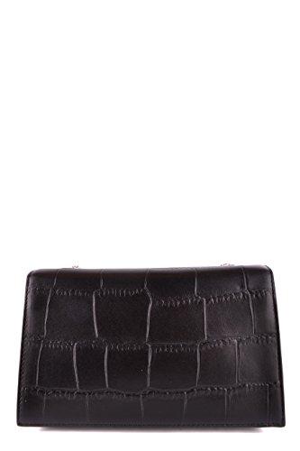 Versace Borsa A Spalla Donna FBD1266FCBCF461N Pelle Nero