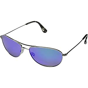 Maui Jim Baby Beach Blue Hawaii 56mm Polarized Sunglasses