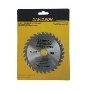 Dividson 4 38 x 30t m 2 carbide tipped circular saw blade dividson 4 38quot x 30t m 2 carbide tipped circular saw greentooth Gallery