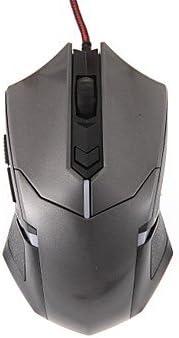High-speed-robot aspirador-modelo 1600 dpi 6D keys óptico USB Wired Gaming Mouse para PC Gamer: Amazon.es: Informática