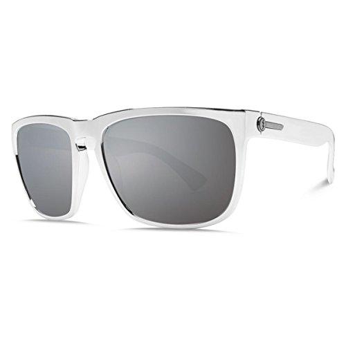 Electric Silver Sunglasses - 1