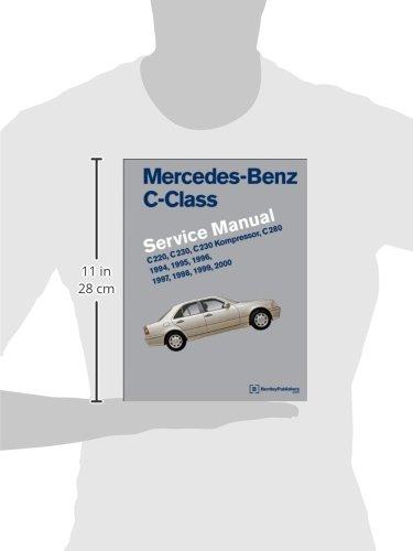 Mercedes benz c class w202 service manual 1994 1995 1996 1997 mercedes benz c class w202 service manual 1994 1995 1996 1997 1998 1999 2000 c220 c230 c230 kompressor c280 livros na amazon brasil fandeluxe Choice Image