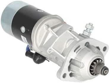 Starter NEW Case Diesel 1840 450C 550E 550H 580L 580SK w// 128000-0545