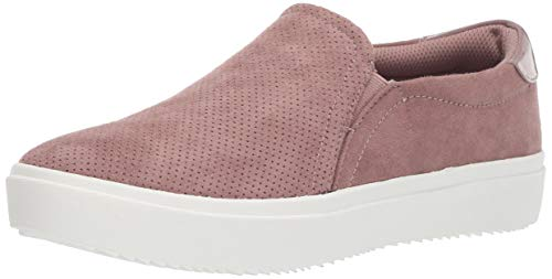 Dr. Scholl's Shoes Women's Wink Sneaker, Hydrangea Microfiber Perforated, 9 M US (Shoes For Standing Long Periods Of Time)