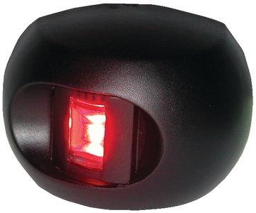 Light 2 Mile Vertical Mount - Aqua Signal LED Port Red Navigation Light Vertical Mount (2 mile)