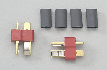 WS Deans 1302 2 Pack Male Ultra Plug