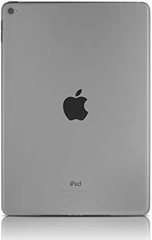 2014 Apple iPad Air 2 thinest with contact ID fingerprint reader retina show(64GB,Wifi,Space Gray) (Renewed)