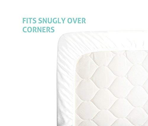 Pad Breathable Bamboo Mattress Pad - Standard