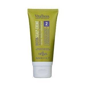 3 pack Deal!!! Nexxus VitaTress Biotin Scalp Creme 2.1 oz !!