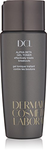 Dermatologic Cosmetic Laboratories Alpha Beta Gel Toner, 6.7 fl. oz. (Dcl Alpha Beta Acne Gel)