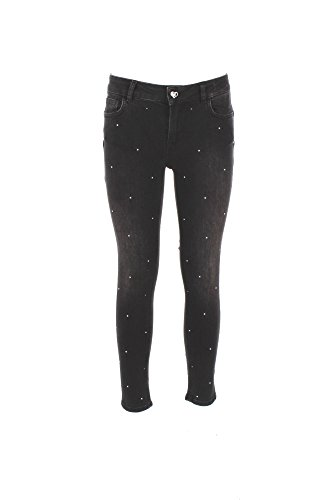 Jeans Donna Twin-set 28 Nero Ya72x1 Autunno Inverno 2017/18