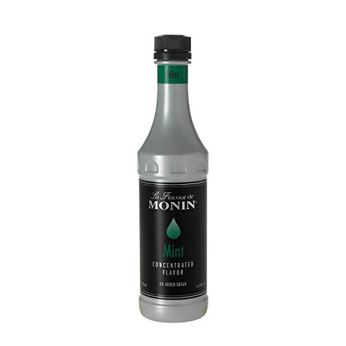 Monin Mint Flavor Concentrate 375ml -