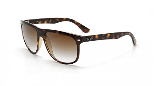 Ray-Ban RB4147 Sunglasses Light Havana / Crystal Brown Gradient - Ray Ban 710 Rb4147 51