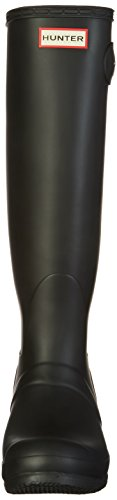 Hunter Women's Original Tall Black Rain Boots - 9 B(M) US by Hunter (Image #4)