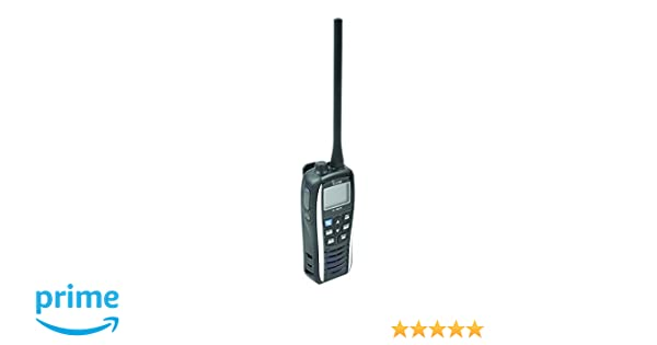 ICOM IC-M25 11 Handheld VHF Radio White