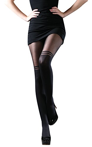 ZIGGY, two thickness tights (Large, ()