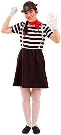 DISBACANAL Disfraz mimo para Mujer - -, M: Amazon.es: Juguetes y ...