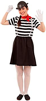 DISBACANAL Disfraz mimo para Mujer - -, M: Amazon.es: Juguetes ...