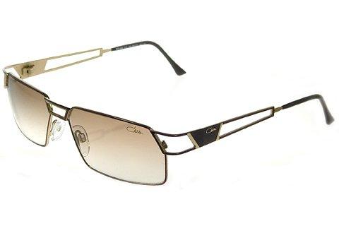 d4b2c033b23e Amazon.com  CAZAL 963 Sunglasses Sun Glasses MOCHA Lens BLACK GOLD ...