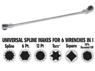 Wrench Ratcheting 16Mm 18Mm Double