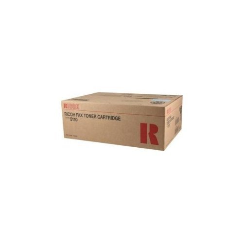 Ricoh FAX5510L Fax Toner 10000 Yield Type 5110 - Genuine Orginal OEM toner (Toner 5110 Ricoh Fax Type)