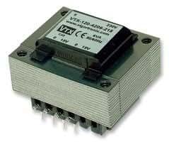 TRANSFORMER, 6VA, 2 X 15V VTX-120-4206-215 By VIGORTRONIX