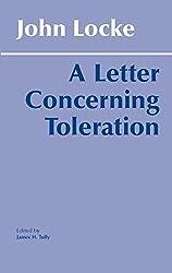 A Letter Concerning Toleration (Hackett Classics)