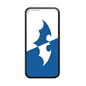 Cool-Benz Fresh blue and white Batman Phone case for iPhone 5c
