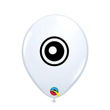 Latex eyeball balloons