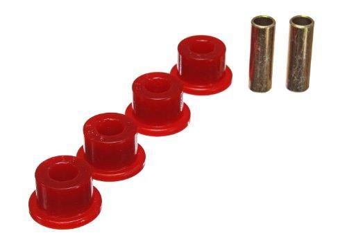 Energy Suspension 9.9489R Universal Link Flange Type (Polyurethane Shock Bushings)