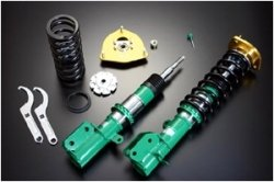 - Tein GSQ08-B1AS3 Super Street Coil-Over Damper Kit for Toyota Prius