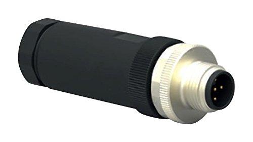 T4111401051-000 TE CONNECTIVITY Sensor Connector 5POS Cable Plug M12