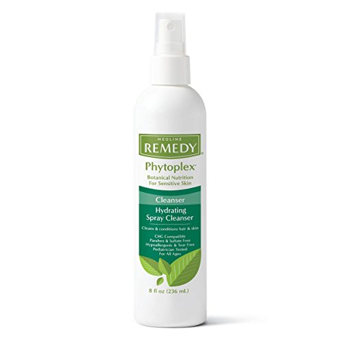 Rinse-Free Cleansers